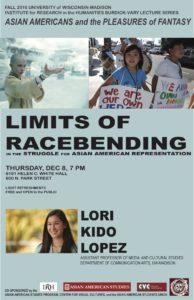 Limits of Racebending Event Poster